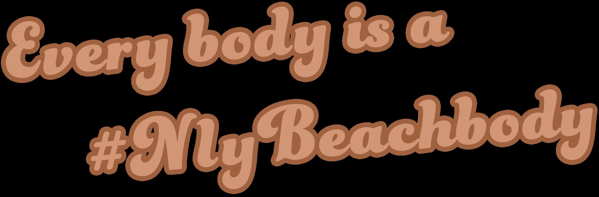 #nlybeachbody